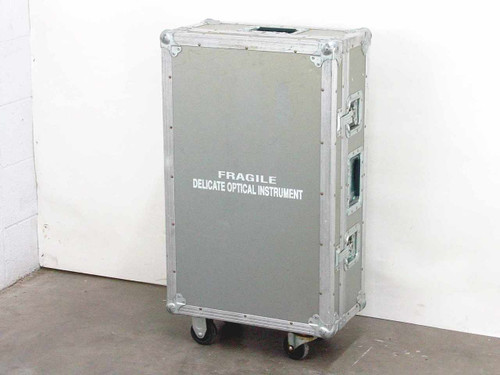 "J.H. Sessions 36"" x 20 "" x 11""  ATA Road Case w/ Casters"