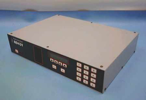 AT&T RD431  Radiodetection Transmitter wo/ 48 Volt Power Suppl
