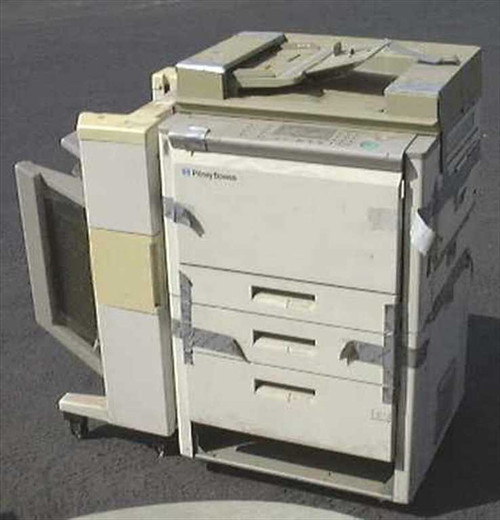 Pitney Bowes 9317  9317 Pitney Bowes Copy Machine