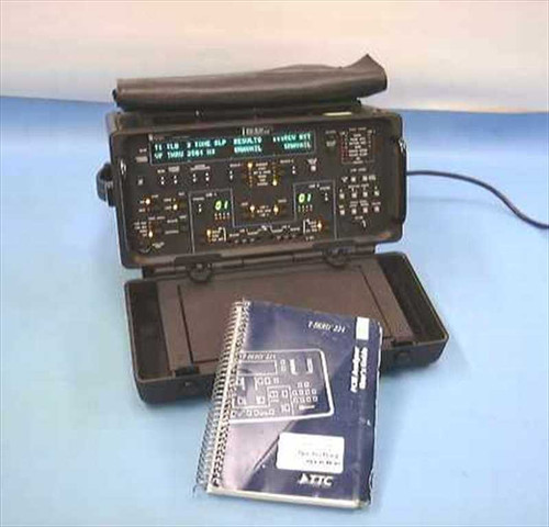 Telecommunications Techniques Corporation T-BERD 224  PCM Analyzer w/ Manual