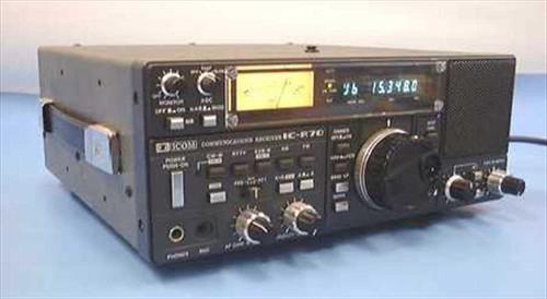 Icom Inc. IC-R70  Communications Receiver