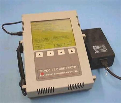 Laser Precision FF-1000  Feature Finder W/ OTDR