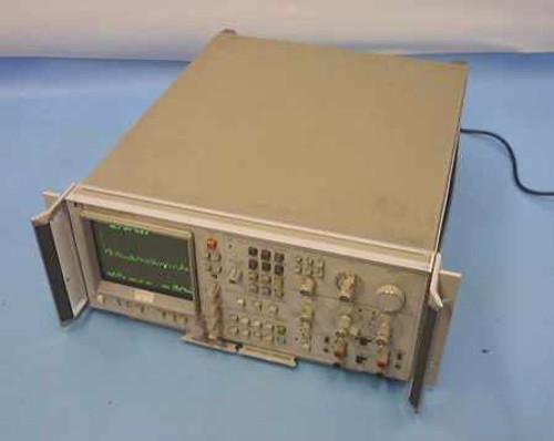 HP 3582A  Low Frequency 0.02 - 25.5 Hz Spectrum Analyzer