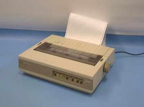 Digital LA75-A2  Dot Matrix Printer Model LA75-A2