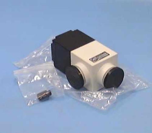 Leybold 297 22  Electropneumatic Vacuum Valve