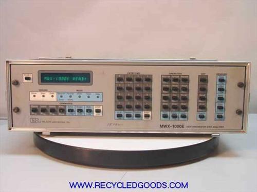 Wilson Laboratories MWX-1000E  Microprocessor ESDI Winchester Analyzer
