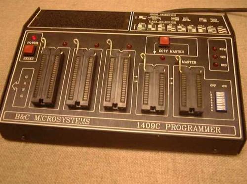 B&C Microsystems 1409c  Prom Programmer