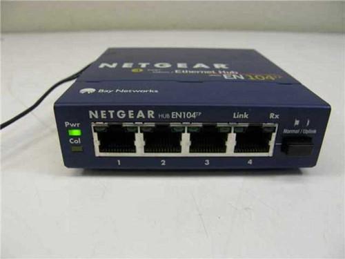 Bay Networks EN104TP  Netgear 4 Port 10Base-T