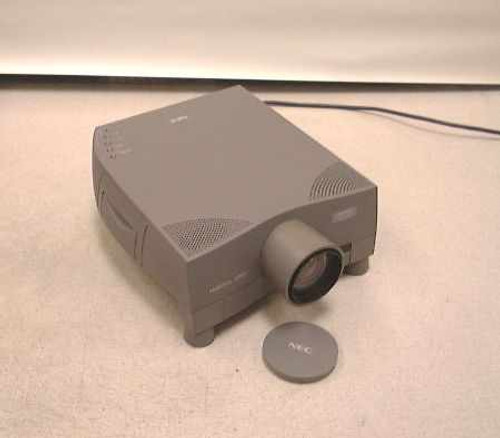 NEC MT-600  350 Lumen Portable LCD Projector