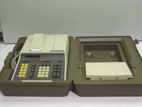 HP 46  Model 46 Vintage Collectable Calculator w/Case
