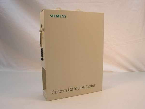 Siemens 31E4597  Custom Callout Adapter 96932E