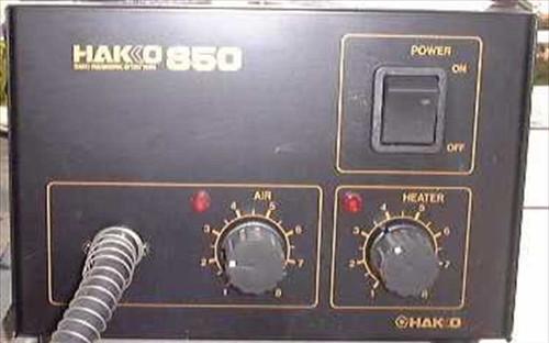 Hakko Corp 850M-V12  Model 850 SMD Soldering Rework Station