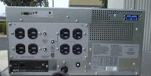 APC 2200 XL  2200 VA SMART UPS