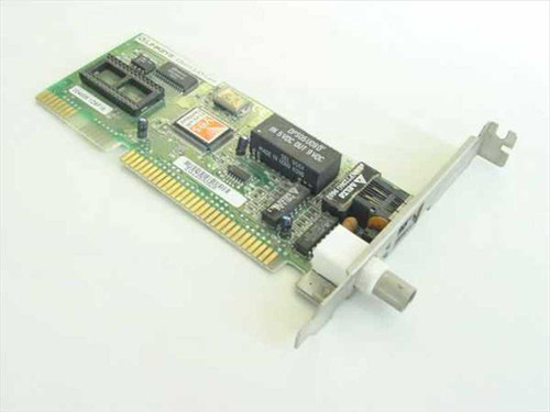 Linksys LAN ISA Network Card with Coax Ethernet Connector (Ether16)