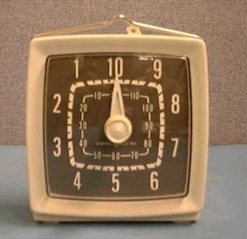 General Electric M/T  Timer-Mechanical