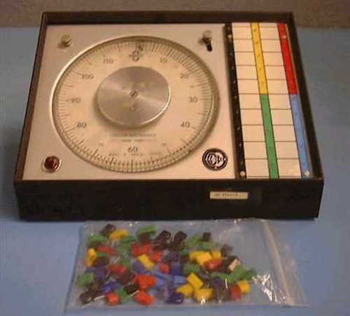 Coulter Electronics Model N  Timer