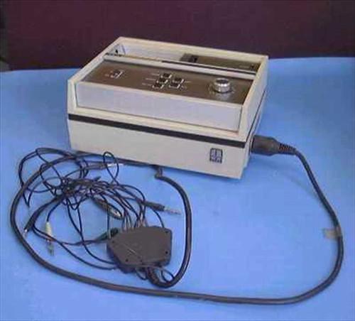 Burdick EK-8  Electrocardiograph ECG with Cables