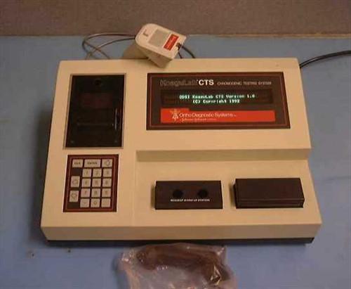 Ortho Diagnostic CTS  Chromogeric Testing System