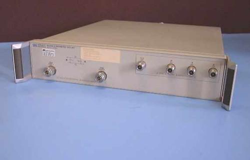 HP Agilent 85046A  S-Parameter Test Set, 50 Ohm, 300kHz to 3GHz