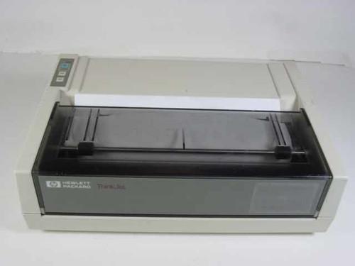HP 2225D  ThinkJet Printer - Serial - As is