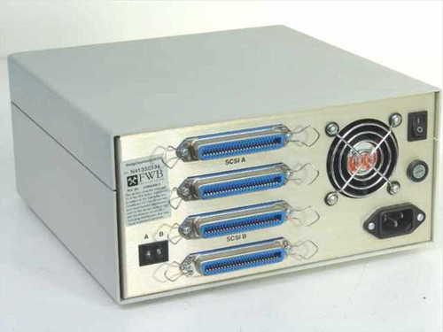Sledge Hammer 2000FMF  SCSI Hard Drive Enclosure - External