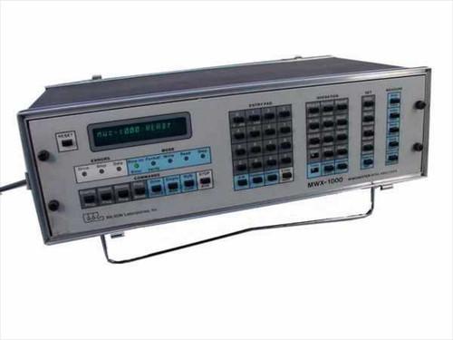 Wilson Laboratories MWX-1000  Microprocessor Winchester Analyzer MWX1000