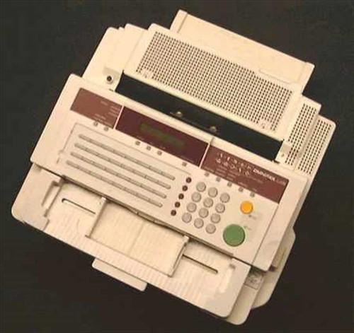 Ricoh OmniFax L46  Facsimile Machine - Plain Paper
