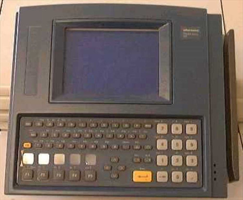 Intermec T2481  Trakker Antares 2481 Data Collection Device