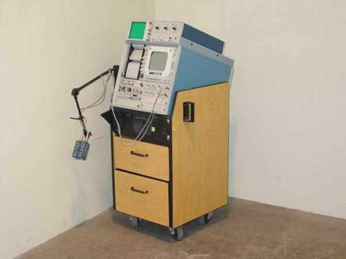 Teca Te42  Electromyograph w/Tektronix 5111A Oscilloscope