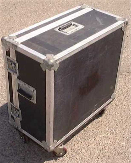 Bobadilla 26.5w13.5d23.5h  ATA Road Case with Casters
