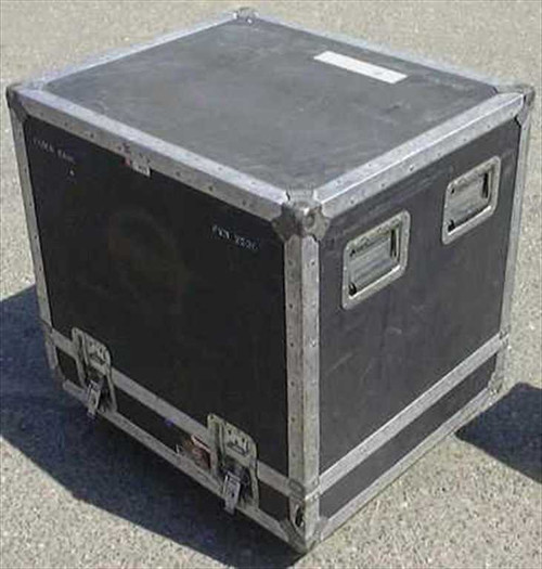 Anvil 30w25.5d27.5h  ATA Road Case with Casters