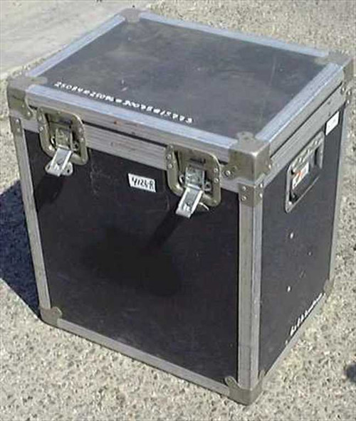 JH Sessions 19.5w15d22h  ATA Road Case w/Hinged Lid