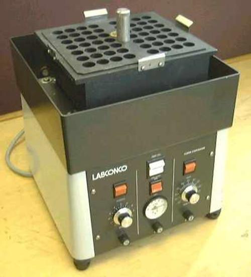 Labconco 432 2000  Vortex Evaporator w/ Vacuum