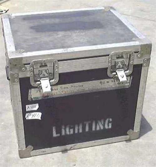 Bobadilla 20w16.5d18h  Flight Road Shipping Case w/ Hinged Lid
