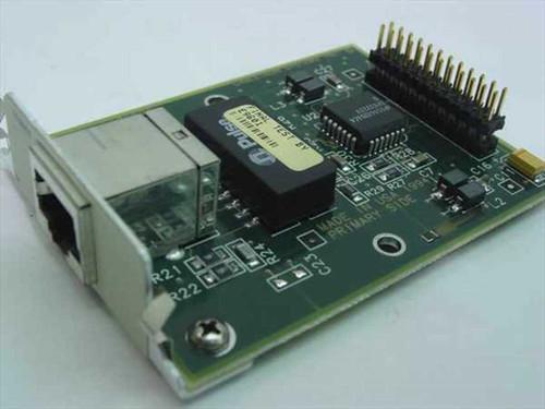 Cabletron EPIM-02  Ethernet RJ45 Module - 9000895 Rev A