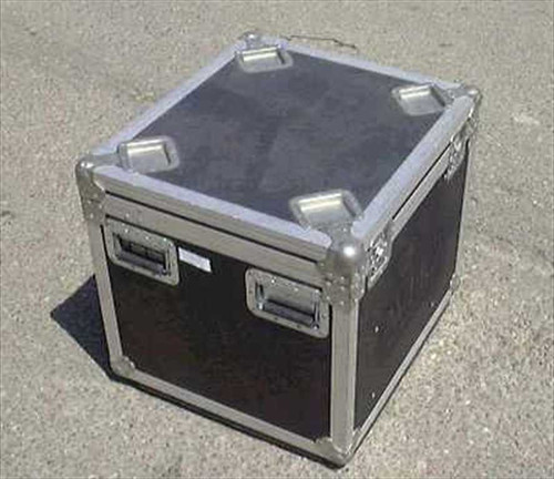 Nelson Baldwin 21.5w24d21.5h  ATA Flight/Road Case - Casters removed