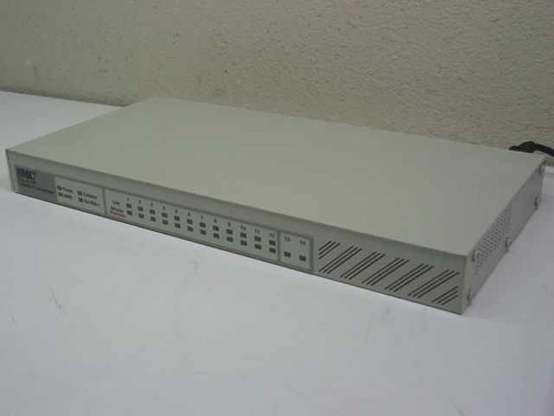 SMC SMC3512TP  Elite 10 BASE-T Concentrator 12 Port TP Hub
