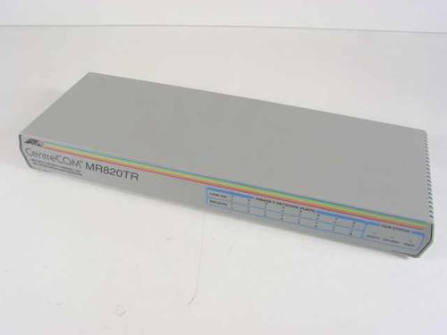 Allied Telesis MR820TR  10Base2 / AUI Backbone Port w/ 10 Base T ports