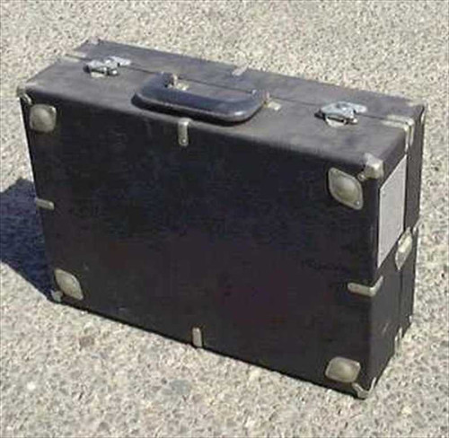 Eagle 18w12.75d6h  Flight Road Shipping Case - Briefcase