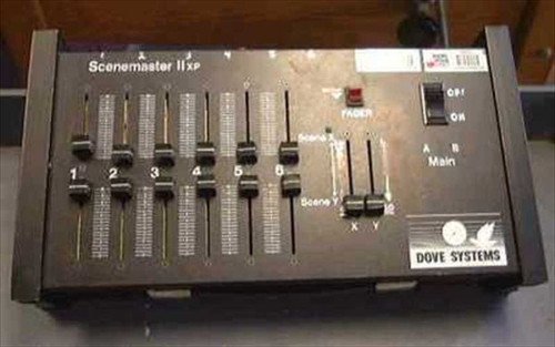 """Dove Systems SM-2 XP  Dove System """"Scenemaster II XP"""" 6 channel Dimmer"""