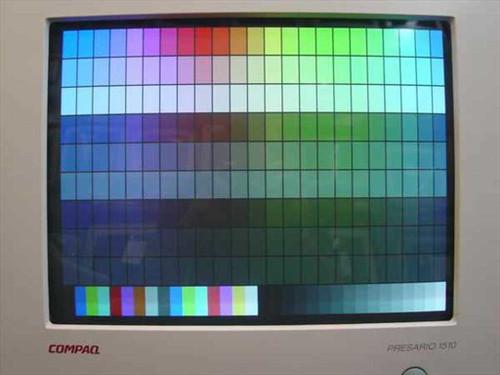 Compaq 313A  Presario 1510 SVGA Monitor