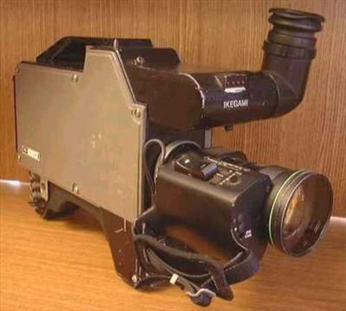 Ikegami HL-79D  News Camera w/Canon Lens