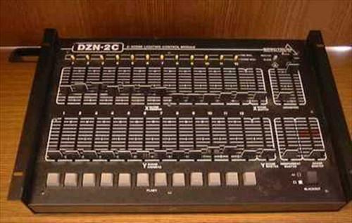 Spectrum DZN-2C  2 Scene 12 Channel Lighting Control Module
