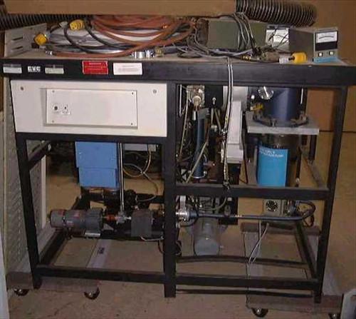 CVC 601 RF  Sputtering System