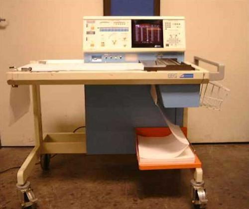 Nihon Kohden 4317B  16 Channel Electroencephalograph (EEG)