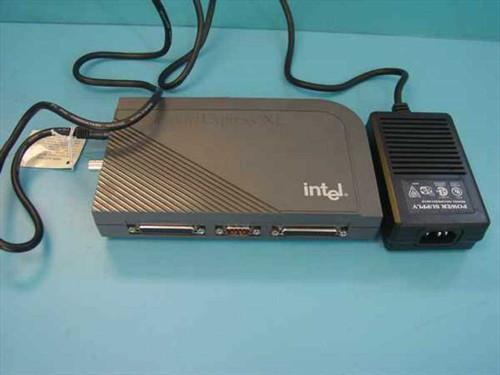 Intel PCLA2131  NetportExpress XL Ethernet Print Server 2P 1S