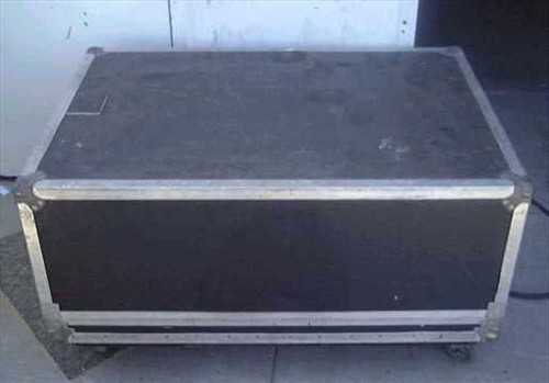 Generic 44w29.5d19hc  ATA Flight/Road Case with Casters