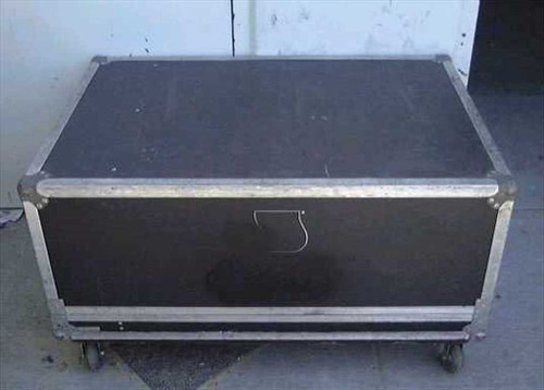 Bobadilla 44w29.5d19hc  Bobadilla ATA Flight/Road Case with Casters