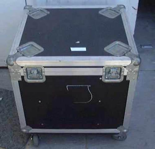 Generic 23.75w21.5d21.25h  ATA Flight/Road Case with Casters