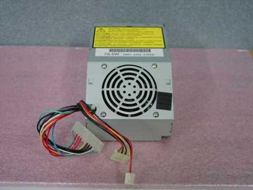 HP 0950-2222  Power Supply HP Vectra 80 watt